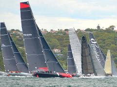Watch the Start of the Sydney to Hobart Race