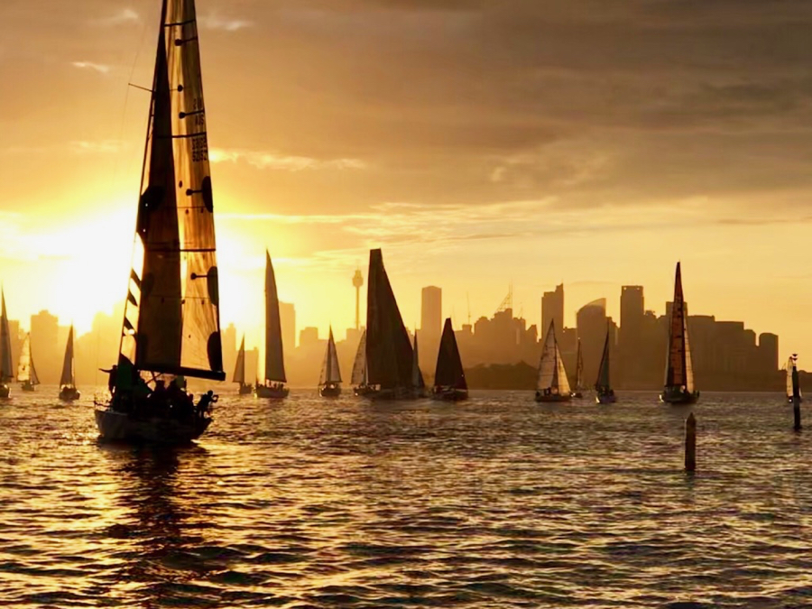 Voucher: Twilight Racing on Sydney Harbour