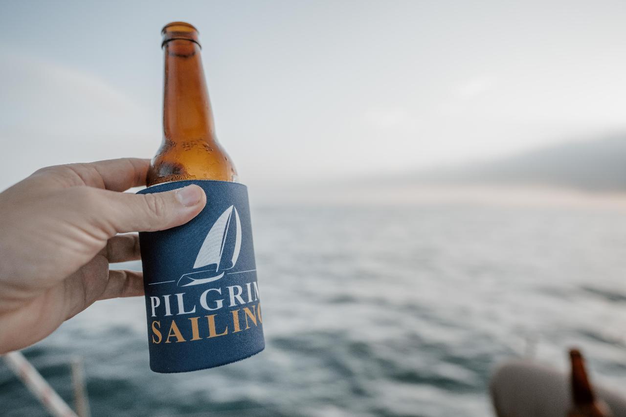 Pilgrim Sailing Stubby Cooler