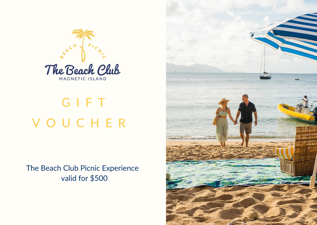 Gift Voucher for The Beach Club Picnic