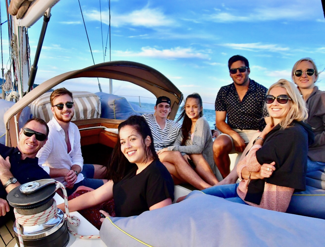 Sip & Sail Private Sunset Cruise (Magnetic Island)