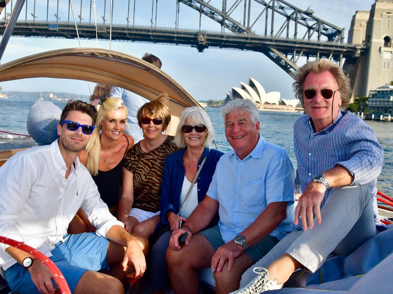 #Sip&Sail Private - Sydney Harbour