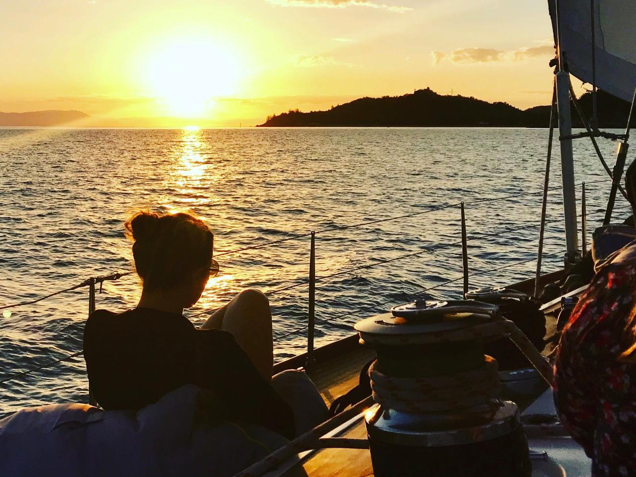 Voucher: #Sip&Sail Sunset Cruise - Magnetic Island