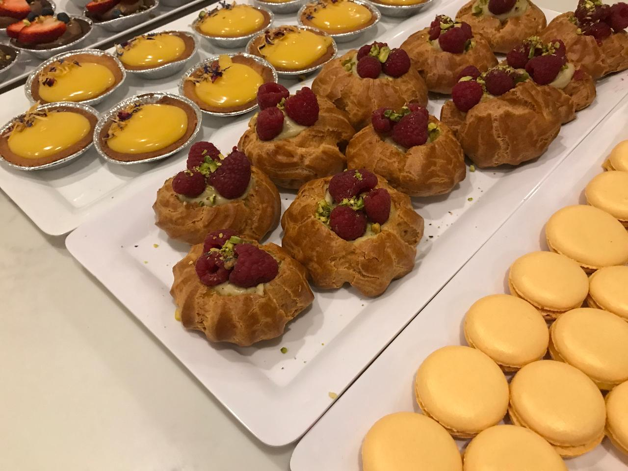 Patisserie Masterclass: Macarons, Pastries & Fillings