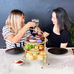 High Tea with Bottomless Bubbles