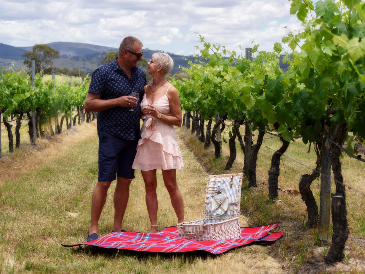 Gourmet Vineyard Picnic