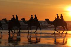 Broome to Perth Overland