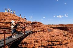 Uluru Camping Getaway