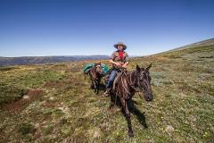 Pioneering the High Plains - Mittagundi Bush Festival Packhorse Adventure