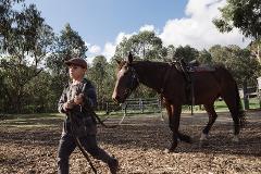 Horsemanship for Kids (6yo - 8yo)
