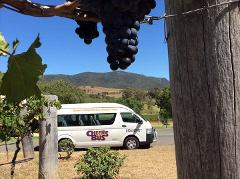 5 Star Deluxe Full day Wine Tasting Tour (Sunday)Lunch extra