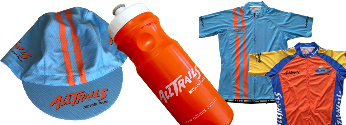 AllTrails Cycling Merchandise