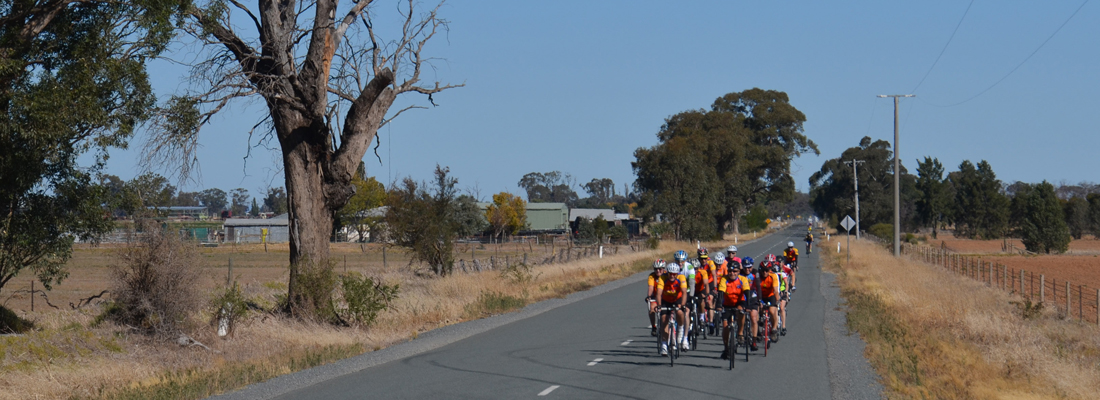Great Vic Bike Ride 2018 AllTrails Package