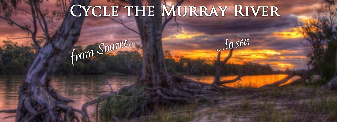 Murray River - Source to Sea (3 stages)