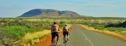 Perth to Broome (3 stages)