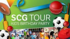 SCG Tour - Kid's Birthday Party