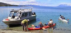 Lincoln Island - Lincoln Cabin Water Taxi