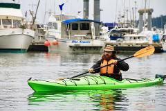 Half Day Single Kayak Rental
