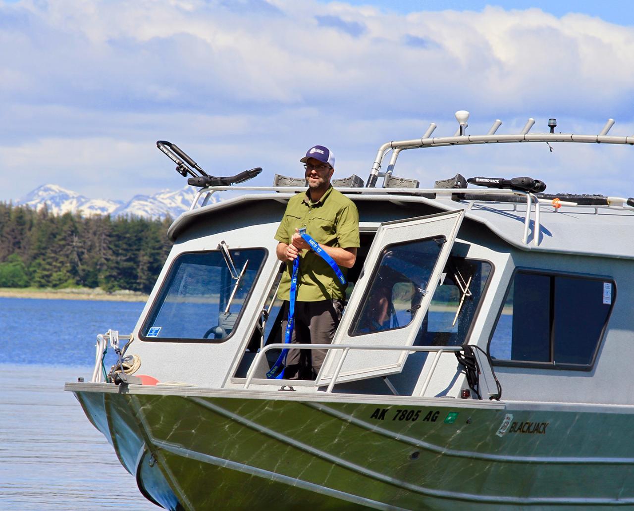 Benjamin Island Water Taxi
