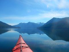 Auke Bay Sea Kayaking Tour