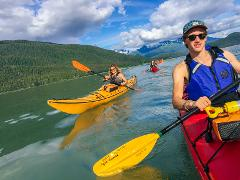 Admiralty Island Full Day Single Kayak Rentals