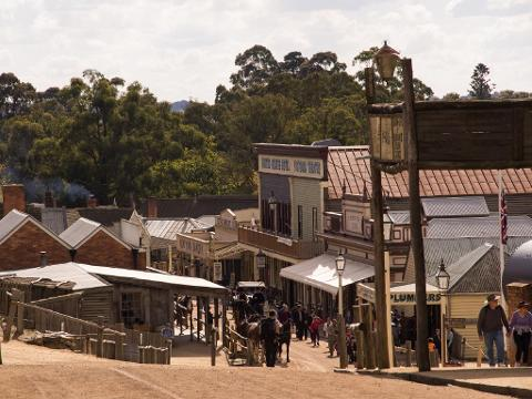 Sovereign Hill-The Gold Trail (Optional Wildlife at Ballarat Wildlife Park)