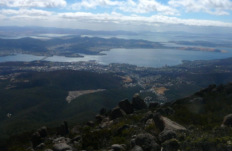 Mt Wellington Day Tour