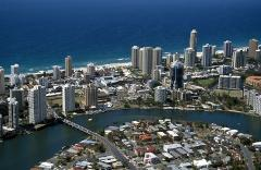 Gold Coast with Theme Parks, Byron Bay & Brisbane Tour Package - 7 Days