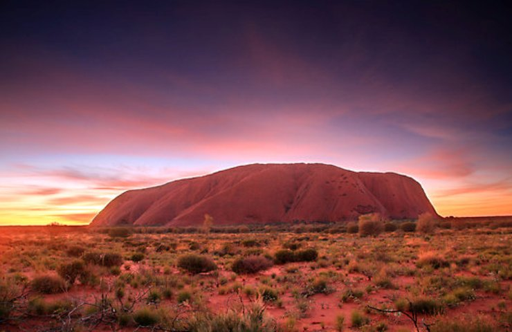 Uluru Sunrise & Kata Tjuta Day Tour