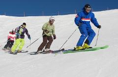 Mt Buller with Ski Lesson Exprienced