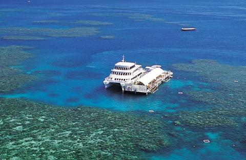 Moore Reef By Sun lover Cruises