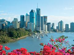 Brisbane Full Day Tour Ex Gold Coast