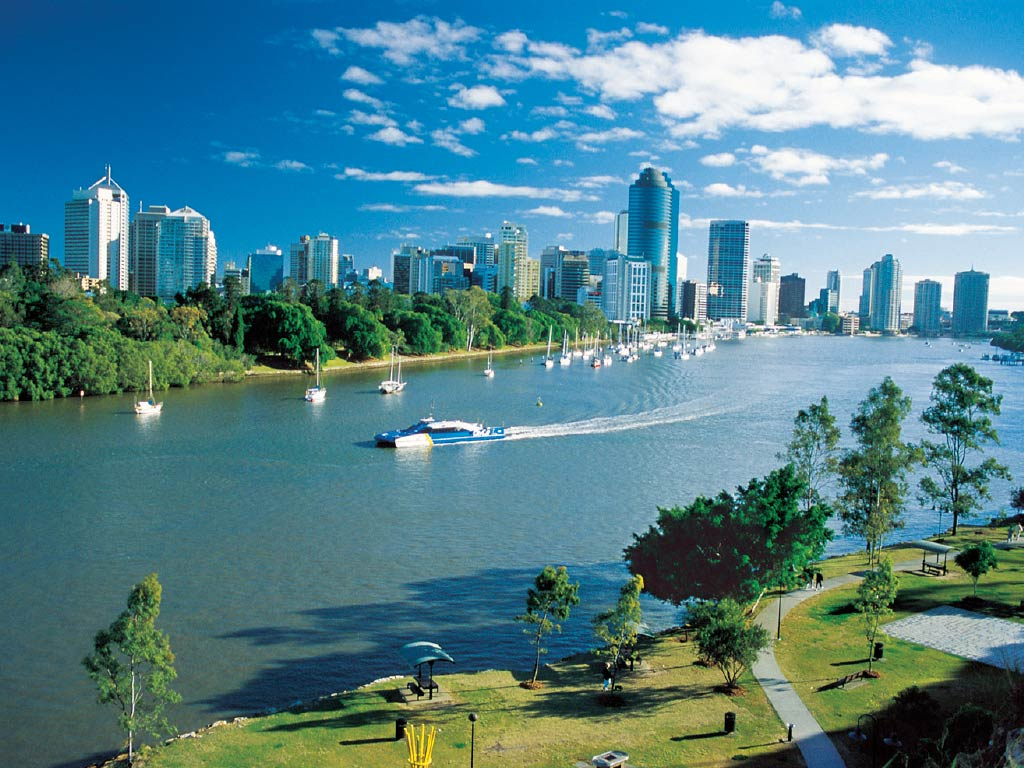 Brisbane Morning Tour with River Cruise