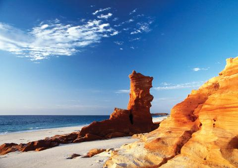 Broome Town Tours with optional Camel Ride