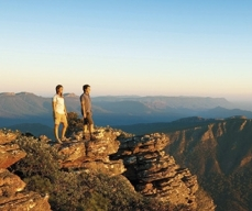 Grampians and Kangaroos