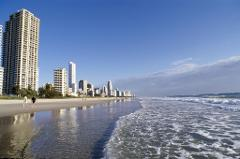 Gold Coast Package Tour - 7 Days - Students and Youth