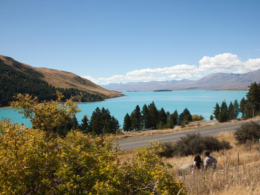 Queenstown to Christchurch