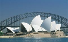 Sydney Day Tour with Guided tour of the Sydney Opera House