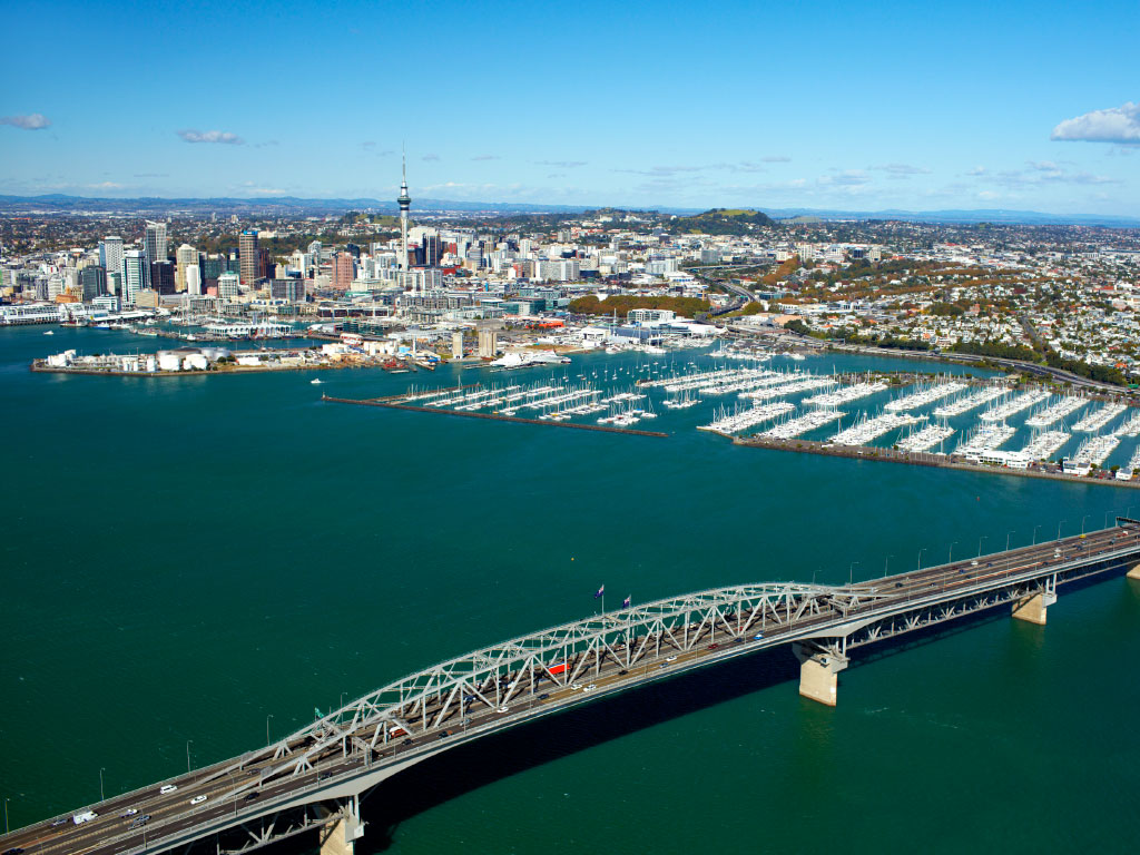 Auckland Morning City Tour with Optional upgrade