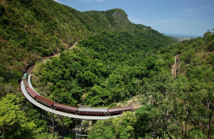 Kuranda Rainforestation Tour