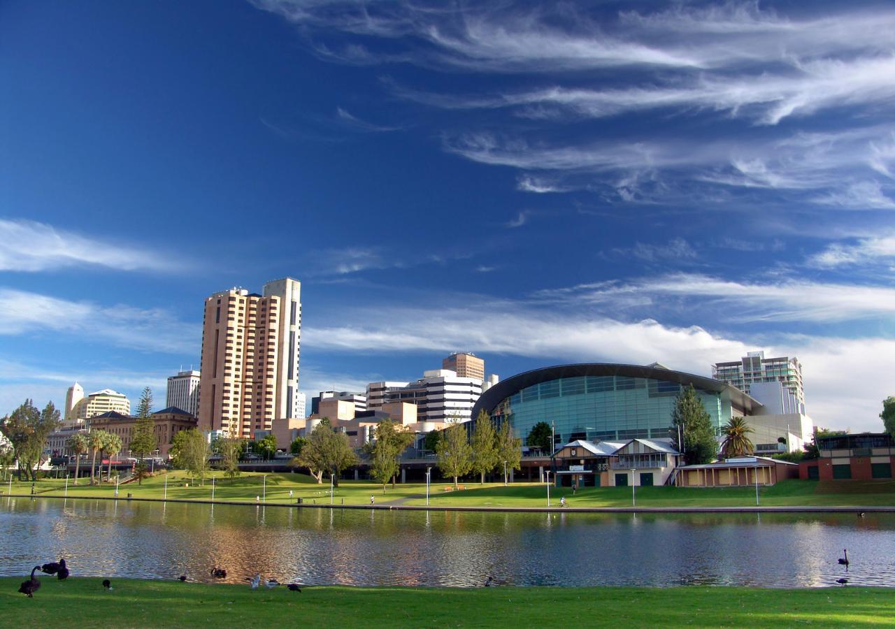 Adelaide & Kangaroo Island