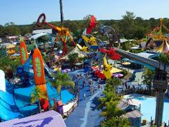 Dreamworld Theme Park Tour ex Brisbane