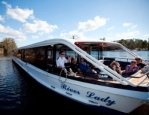 Famous Swan River Wine Cruise from Perth
