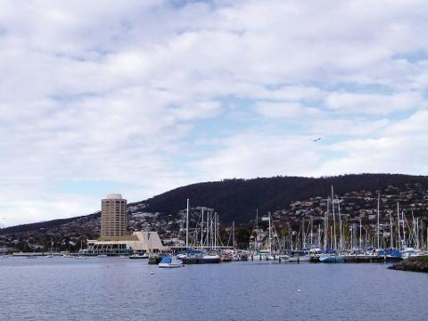Hobart City Tour - Afternoon