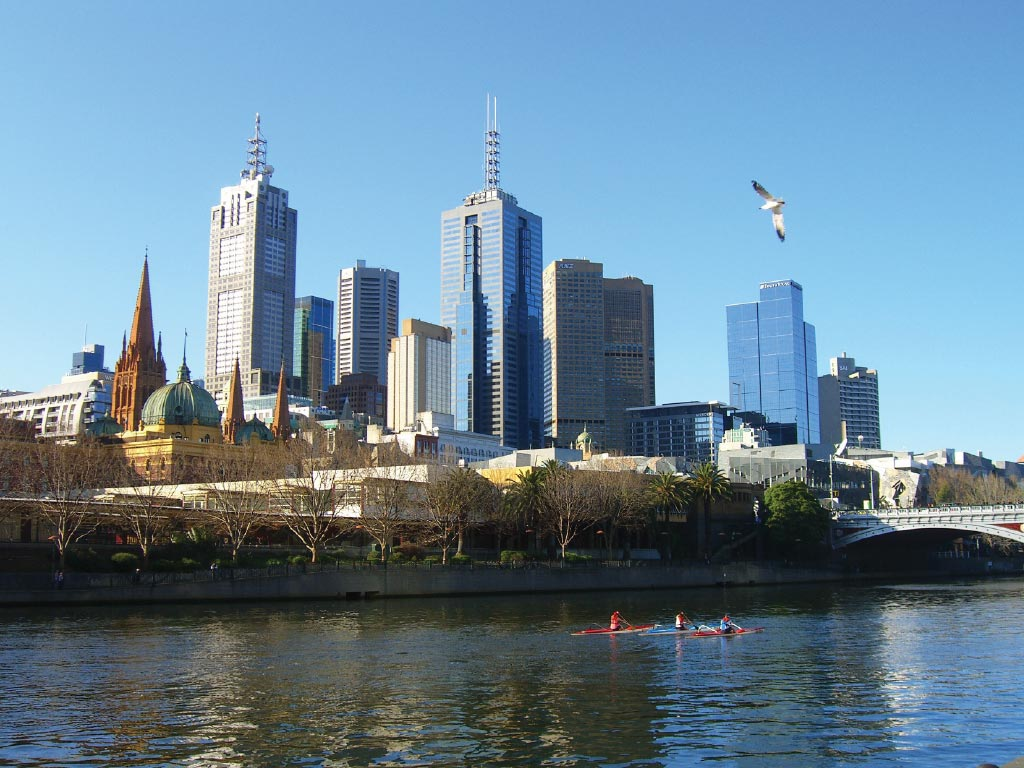 Melbourne Morning City Tours