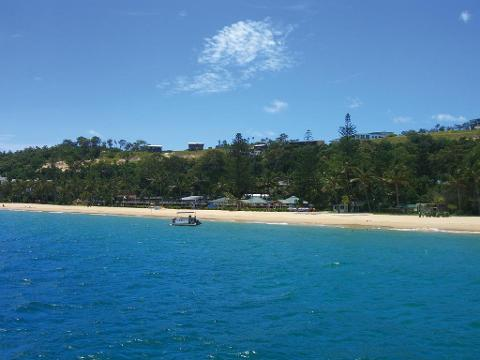 Tangalooma Day Tour including return Cruise