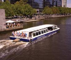 Melbourne City Tours with River Cruise