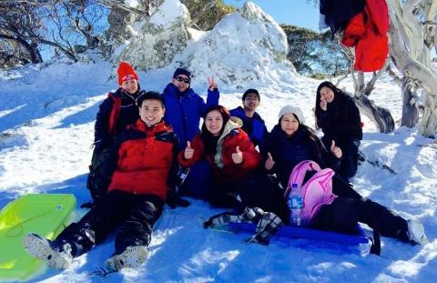Perisher Valley Snow Tour