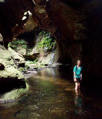 River Caves / Deep Pass Canyon