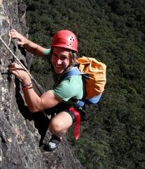 Boars Head Abseil and Climb Expedition